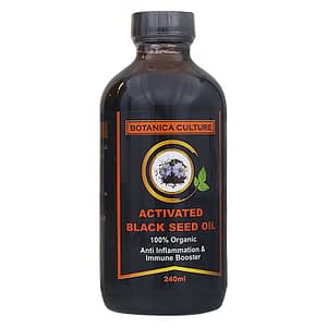 Activated Black Seed Oil