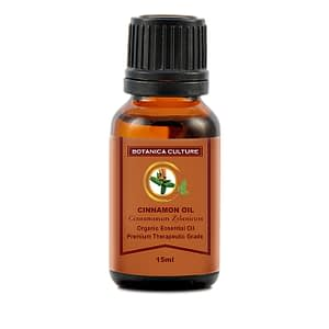 organic cinammon essential oil