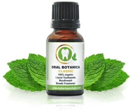 buy organic mouthwash and toothpaste online