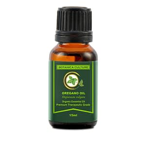 organic oregano essential oil