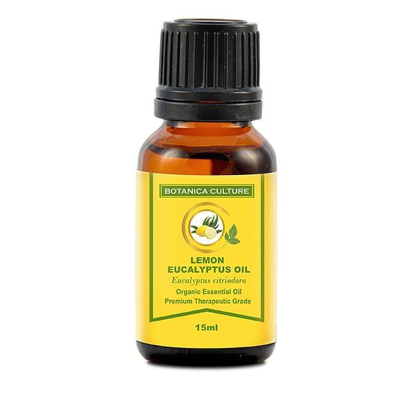 Organic Lemon Eucalyptus