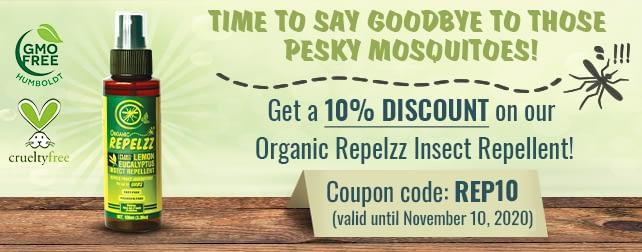 Effective Mosquito repellent